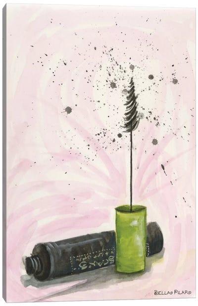 Date Night: Mascara  Canvas Print #BPR51