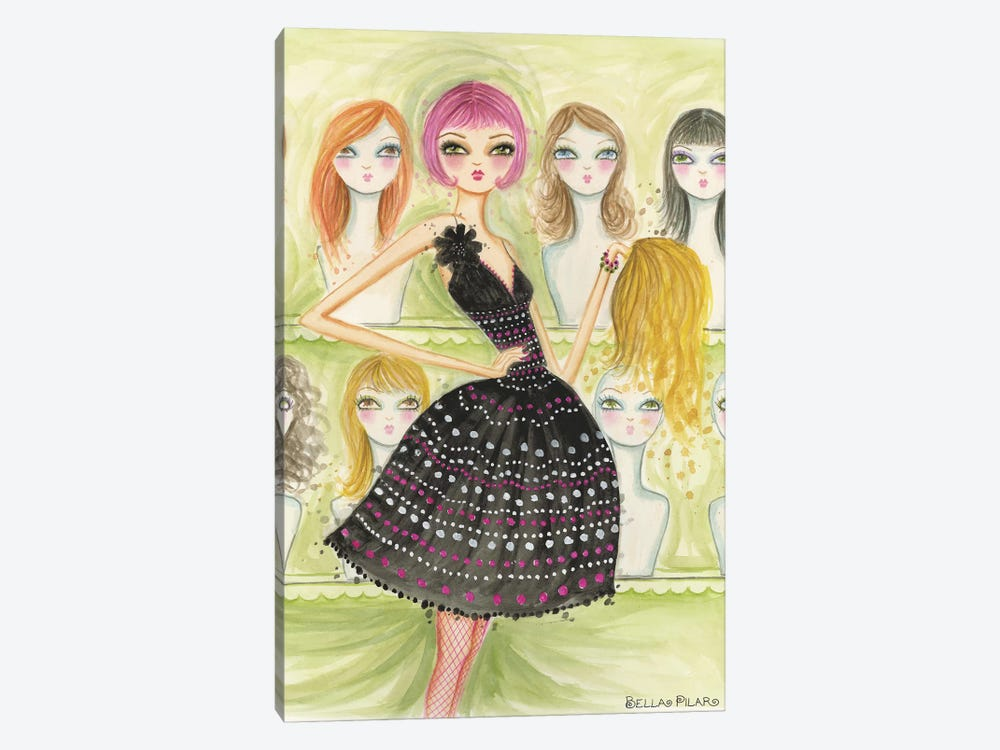 Date Night: New Do by Bella Pilar 1-piece Art Print