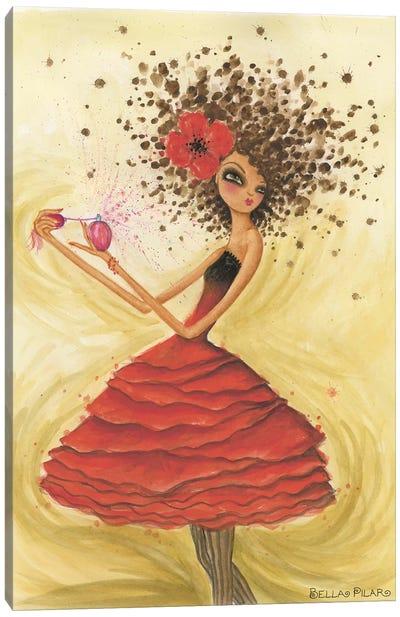 Date Night: Perfume Canvas Print #BPR55