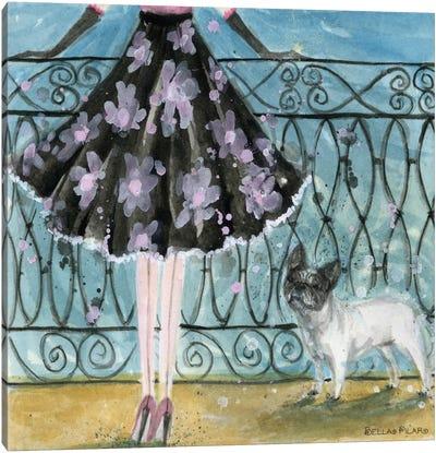 Dog Day: French Bulldog  Canvas Print #BPR63