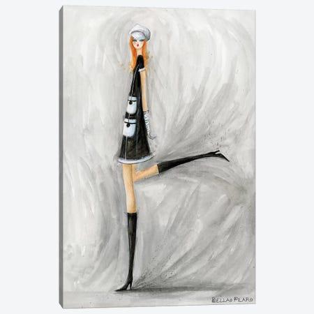 Bond Girl Canvas Print #BPR77} by Bella Pilar Canvas Art