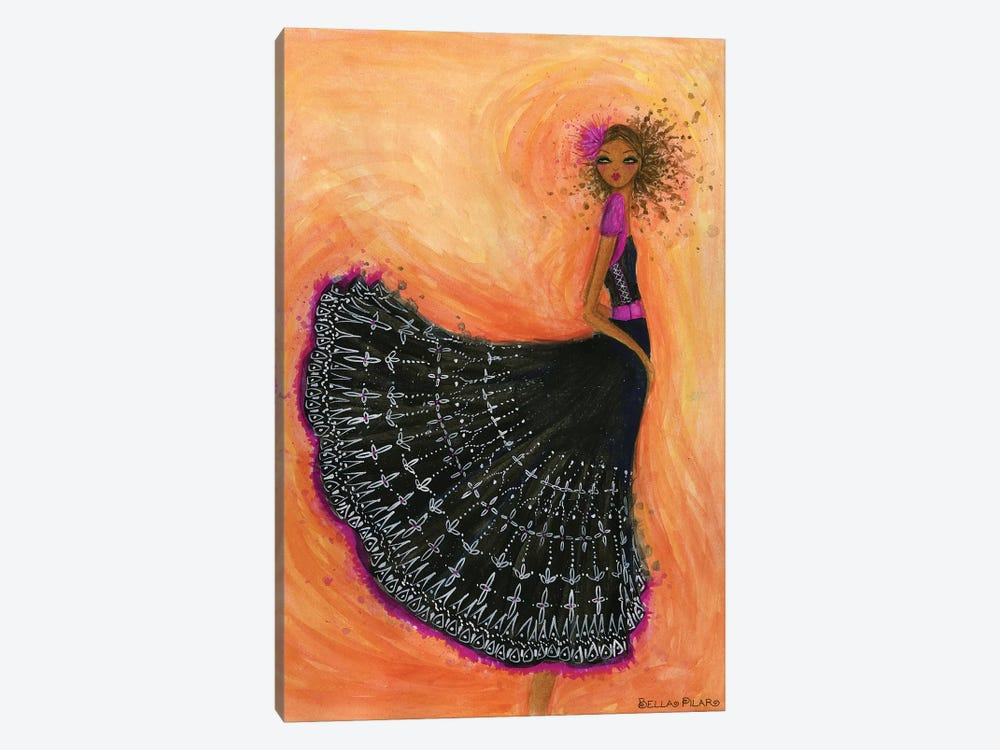 In Style: Luxe Mex by Bella Pilar 1-piece Canvas Art