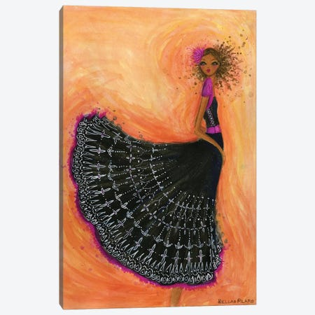 Luxe Mex Canvas Print #BPR80} by Bella Pilar Canvas Wall Art