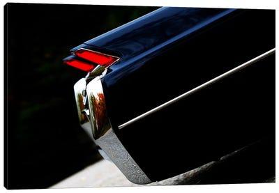 1964 Cadillac Coupe De Ville, Rear Side View Canvas Art Print