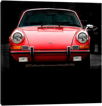 1970 Porsche 911 Targa Canvas Art Print