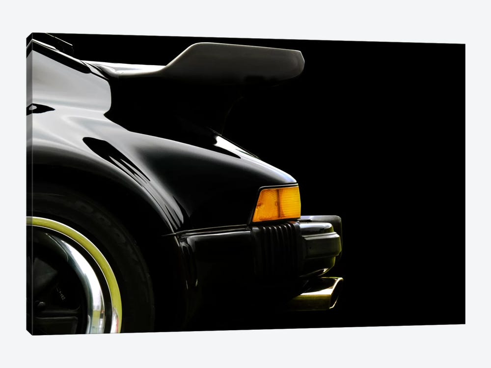 1978 Porsche 930 Back Wing by Clive Branson 1-piece Art Print