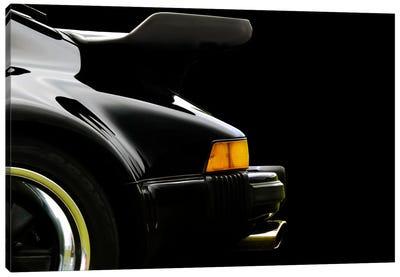 1978 Porsche 930 Back Wing Canvas Art Print