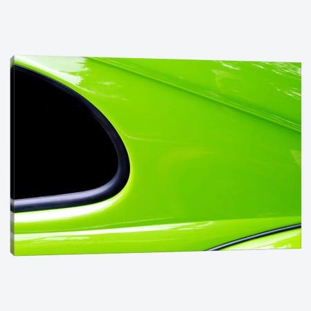 Volkswagen Side Profile Canvas Print #BRA32} by Clive Branson Art Print
