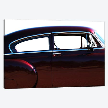 1951 Chevrolet Fleetline Canvas Print #BRA6} by Clive Branson Canvas Wall Art
