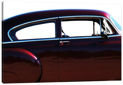 1951 Chevrolet Fleetline Canvas Art Print