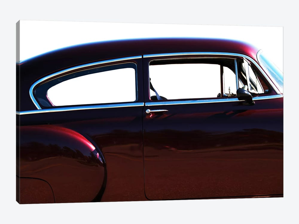 1951 Chevrolet Fleetline 1-piece Canvas Wall Art