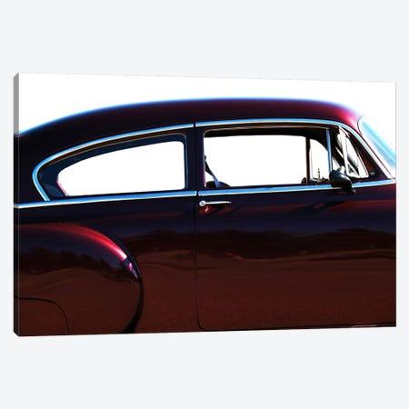 1951 Chevrolet Fleetline Canvas Print #BRA6} by Clive Branson Canvas Wall Art
