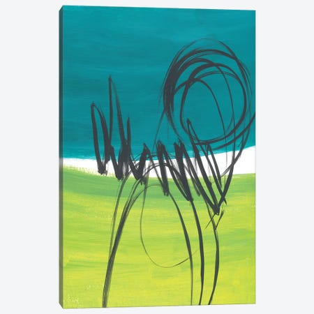 Every Which Way No. 2 Canvas Print #BRB15} by Bronwyn Baker Art Print