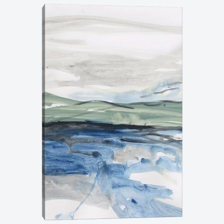 Lands End Canvas Print #BRB16} by Bronwyn Baker Art Print