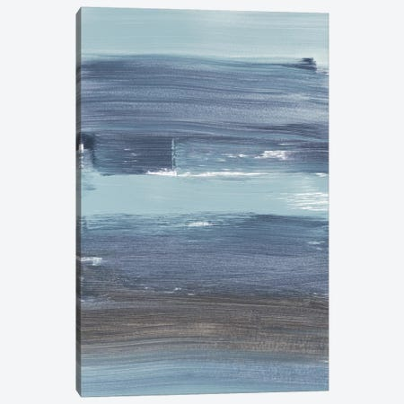 Soul Of The Ocean No. 2 Canvas Print #BRB8} by Bronwyn Baker Canvas Artwork