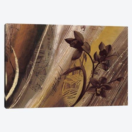 Bouquet d'or I Canvas Print #BRC1} by Anne Brochard Canvas Art Print