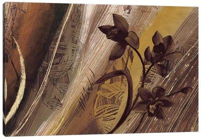 Bouquet d'or I Canvas Art Print