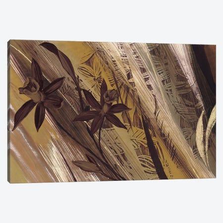 Bouquet d'or II Canvas Print #BRC2} by Anne Brochard Canvas Art Print