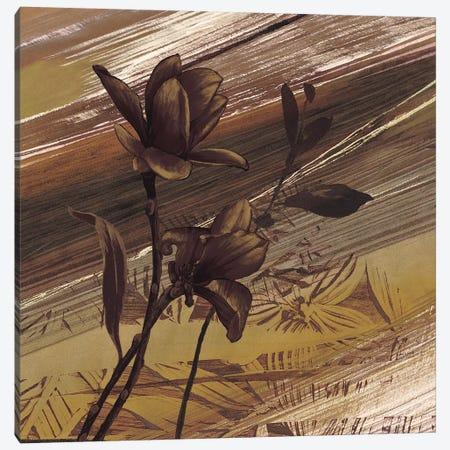 Fleurs d'or II Canvas Print #BRC4} by Anne Brochard Canvas Art