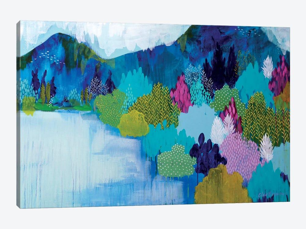 Lake Como by Clair Bremner 1-piece Canvas Artwork