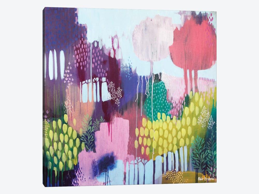 Lyrebird Gully by Clair Bremner 1-piece Canvas Artwork