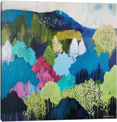 Mount Buninyong Canvas Print #BRE16