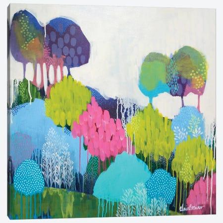 No Place I'd Rather Be Canvas Print #BRE20} by Clair Bremner Canvas Artwork