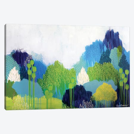 Passing Through Canvas Print #BRE23} by Clair Bremner Canvas Artwork