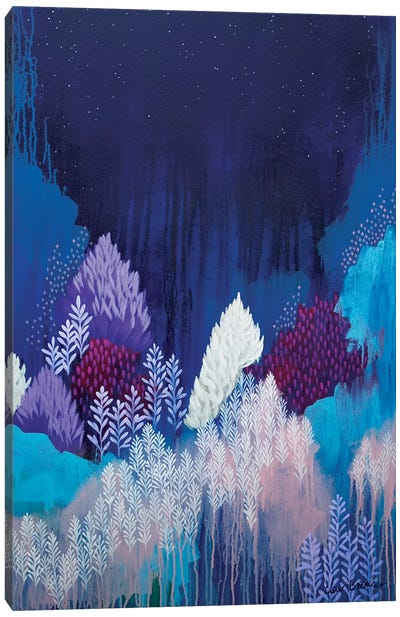 Still The Night Canvas Print #BRE26