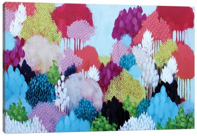 Autumn Begins Canvas Art Print