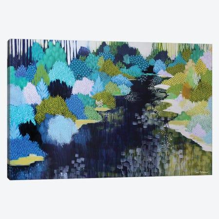 Last Light Canvas Print #BRE42} by Clair Bremner Canvas Artwork