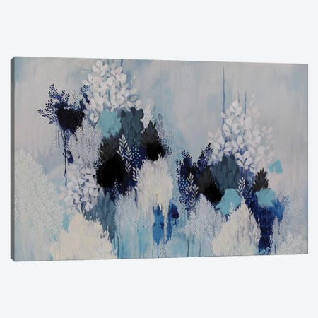 The Whisper Canvas Print #BRE51} by Clair Bremner Canvas Art Print