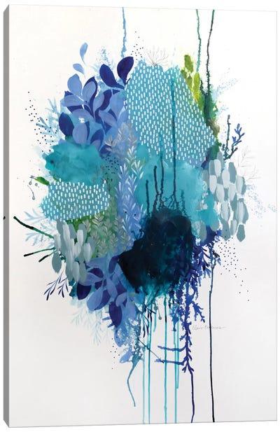 Floral Study II Canvas Art Print