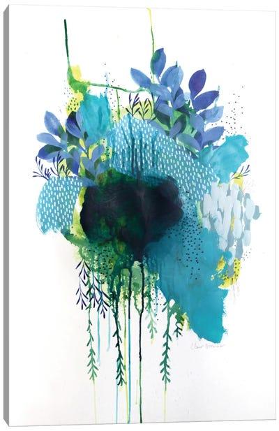 Floral Study III Canvas Print #BRE6