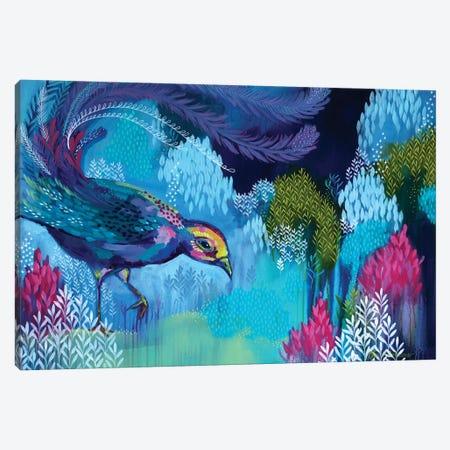 Hear You Calling Canvas Print #BRE7} by Clair Bremner Canvas Artwork