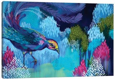 Hear You Calling Canvas Art Print