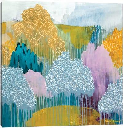 Hidden Meadow Canvas Art Print