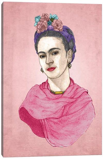 Frida Canvas Art Print