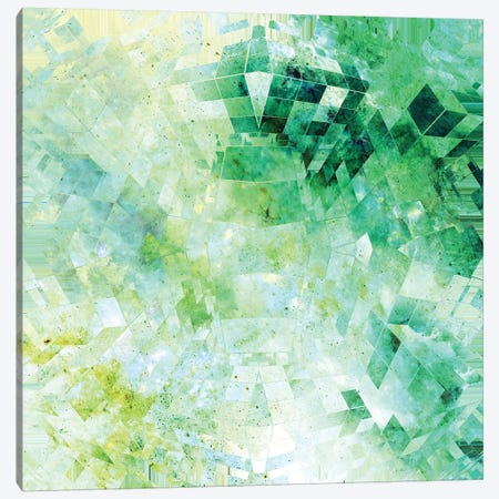Ocult Galaxy Structure Canvas Print #BRF45} by Barruf Canvas Art
