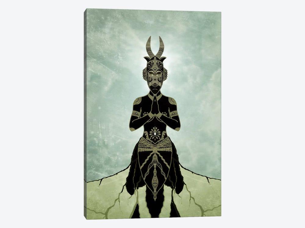 Ornate Spirituality by Barruf 1-piece Art Print