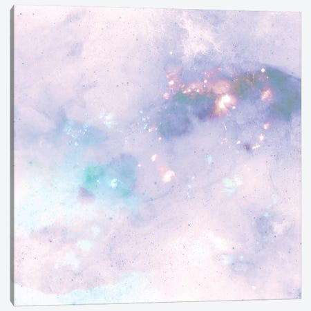 The Colors Of The Galaxy II Canvas Print #BRF62} by Barruf Art Print