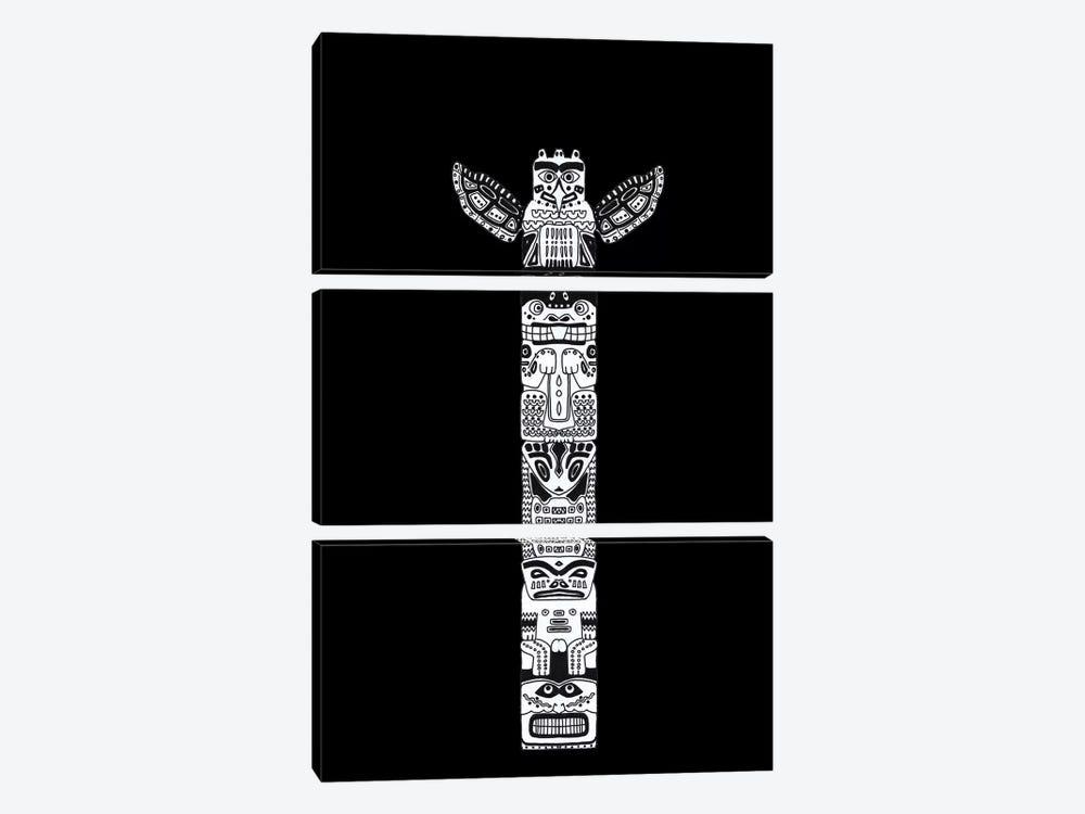 Totem by Barruf 3-piece Canvas Art