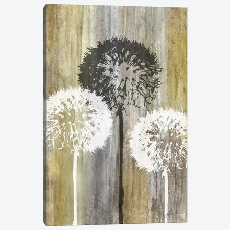 Rustic Garden II 3-Piece Canvas #BRG10} by James Burghardt Canvas Art Print