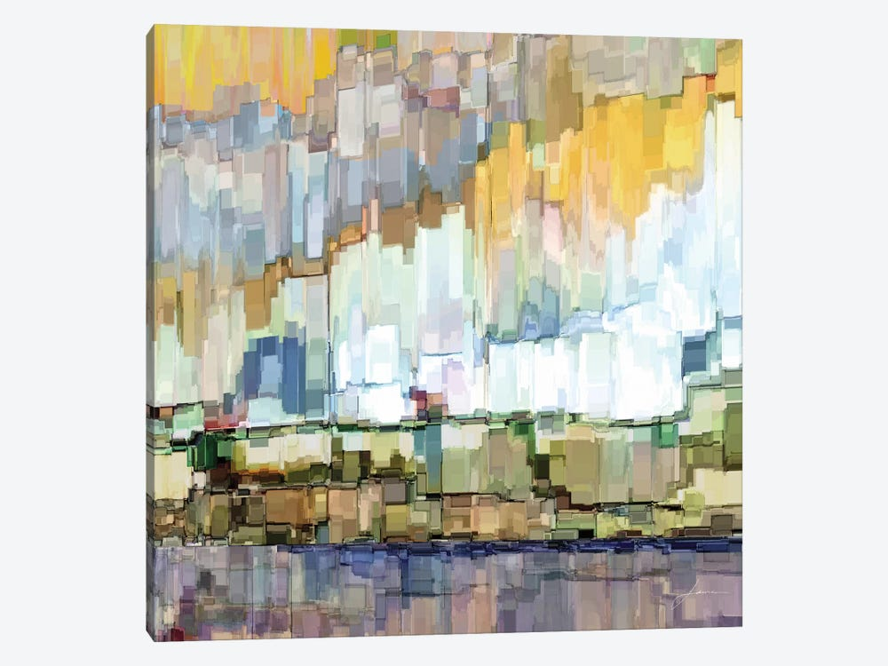 Glacier Bay I by James Burghardt 1-piece Canvas Art Print