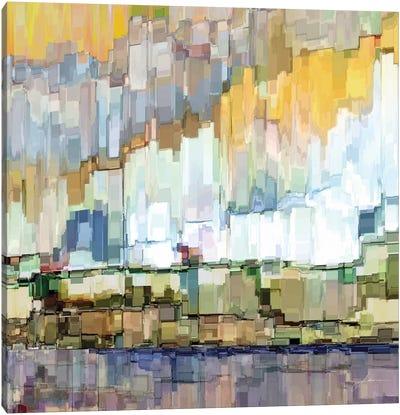 Glacier Bay I Canvas Art Print