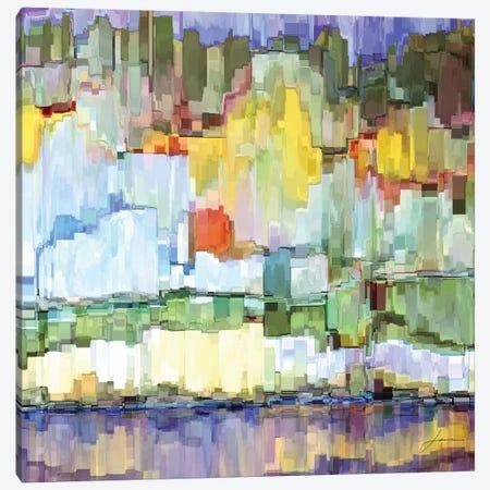 Glacier Bay IV Canvas Print #BRG14} by James Burghardt Canvas Art