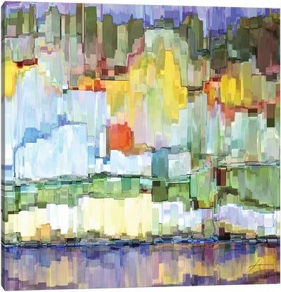 Glacier Bay IV Canvas Art Print