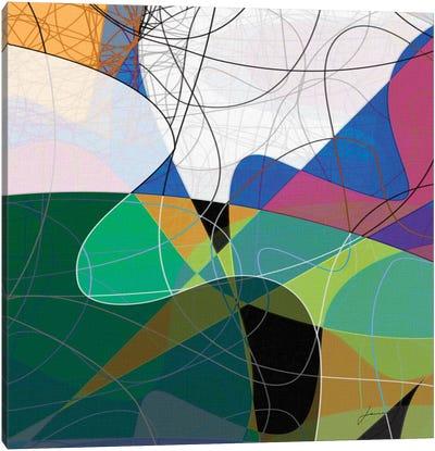 Entangled I Canvas Art Print