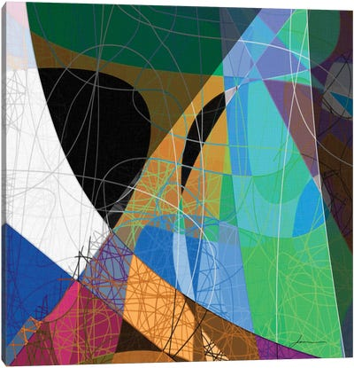 Entangled II Canvas Art Print