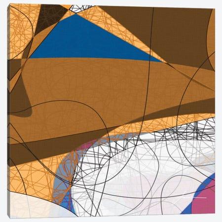 Tangled I Canvas Print #BRG17} by James Burghardt Canvas Wall Art